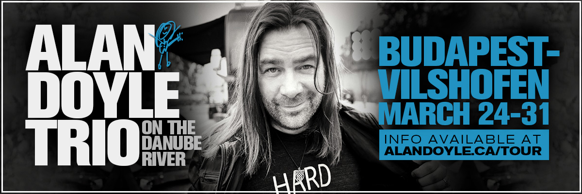 Niche Travel Group Travel Agency - ALAN DOYLE ON THE DANUBE